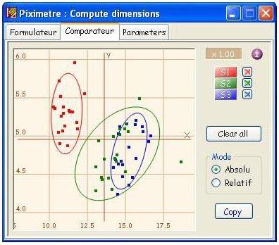 Piximetre Comparateur